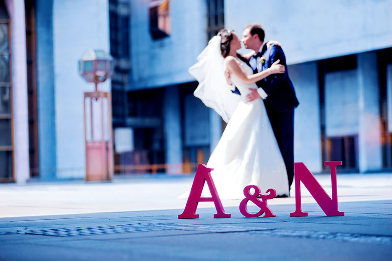Буквы на свадьбу для фотосессии как выбрать и сделать самостоятельно