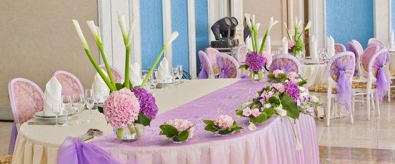 """Дизайн-студия """"NOMMO"""" - Оформление праздников - свадьба, свадебные букеты, оформление банкетного зала, композиции из цветов - © Наталья Анурченкова"""