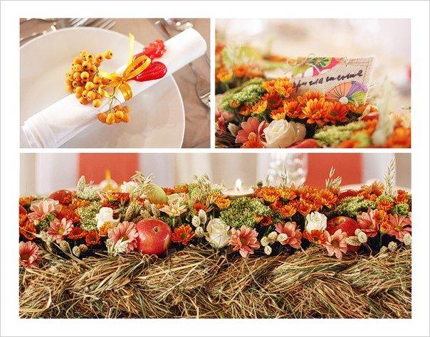 Идеи оформления свадьбы или фотосессии в Русском стиле!…… | Экономный декор