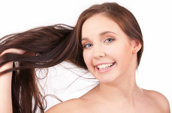 Использование бальзама позволяет волосам выглядеть здоровыми и ухоженными