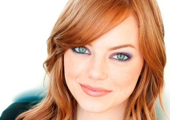 Как правильно сделать макияж для рыжих волос