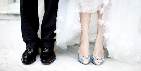 Как правильно выбрать свадебную обувь для жениха и невесты