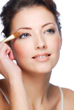 Как сделать красивый макияж глаз на свадьбу на дому своими руками | Свадебный портал conferancie.ru