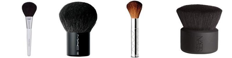 кисточки для макияжа, макияж