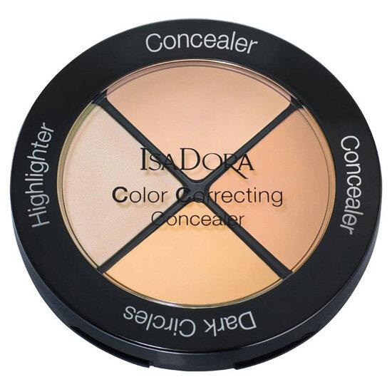 Консилер Isa Dora Color Correcting Concealer NEUTRAL - «Редкостная гадость (фото на коже) »  | Отзывы покупателей