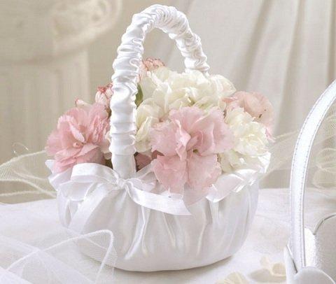 Корзинка для лепестков своими руками, как сделать корзинку для лепестков роз самостоятельно? Мастер-класс по изготовлению свадебных аксессуаров