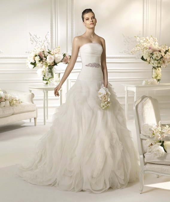 Купить свадебное платье Noray под заказ  в Минске, фото