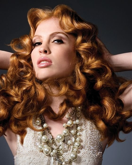 Макияж для рыжих волос . Какой он? | Для нас, любимых