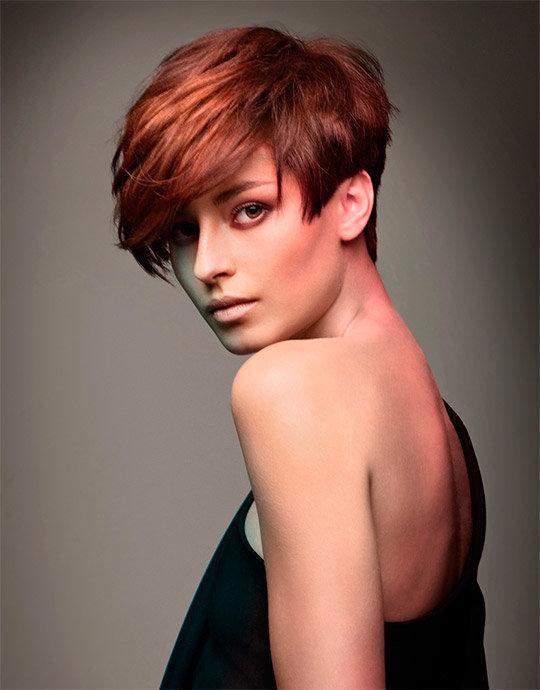 Модные женские стрижки для коротких волос 2016 видео фото