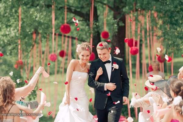 Наталия и Алексей: карнавальная свадьба | Общение | Фото | Wedding-magazine.ru - все о свадьбе для невест!