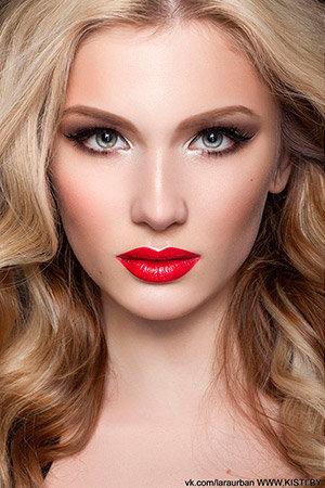 Новогодний макияж от Justmakeup