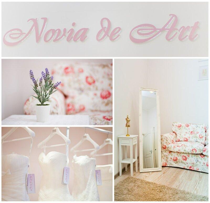 О салоне - свадебный салон Novia De Art.
