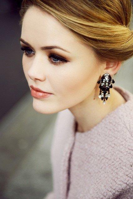 Основные виды макияжа | Правила нанесения макияжа