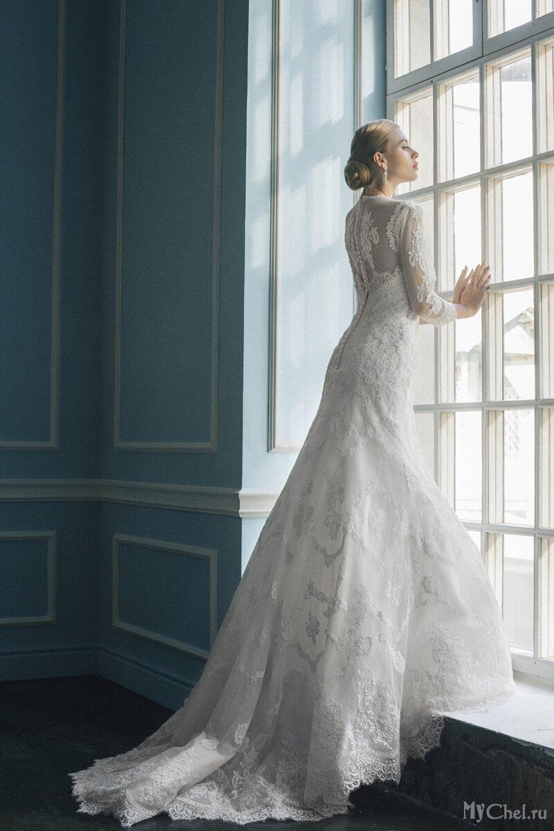 Платья для счастливых невест - Свадьба