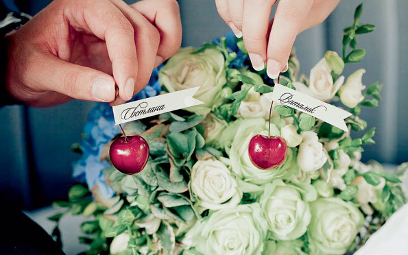 Подарки гостям на свадьбе | День свадьбы | Wedding-magazine.ru - все о свадьбе для невест!