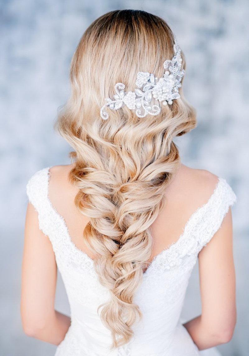 прически на длинные волосы коса