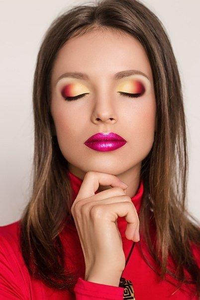 """""""Салонный макияж в карандашной технике"""". Начало обучения - 26 мая. / Артэго-блог / АРТЭГО"""