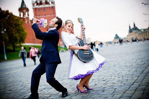 Стилистика свадьбы. Тематическая свадьба.