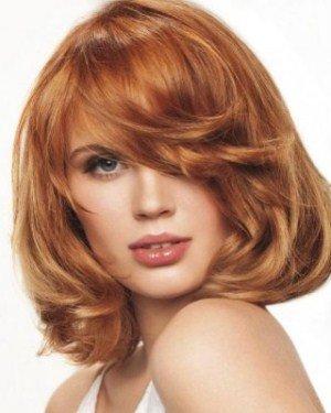 Стрижки на средние волосы 2014 фото