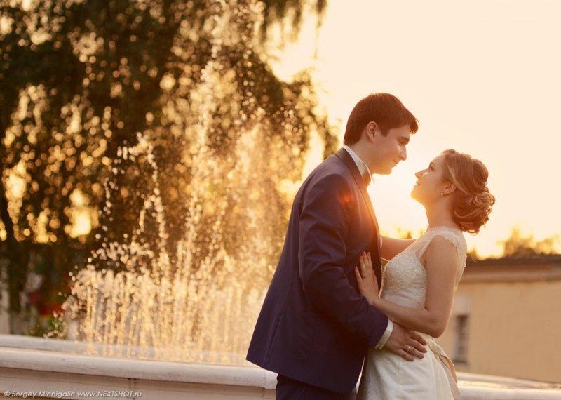 Свадьба Алексея и Светланы
