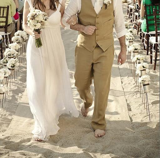 Свадьба на пляже - фото