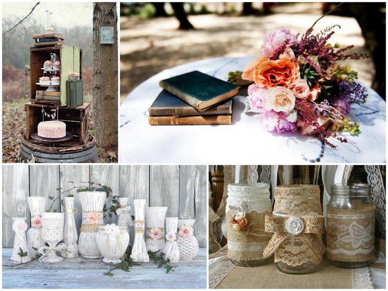 Свадьба в стиле Шебби Шик | Первый свадебный