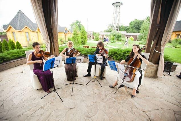 Свадебная музыка: танцевальная музыка на свадьбу, живая музыка на свадьбу в Киеве