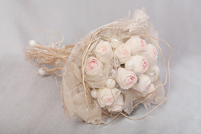 Свадебные букеты 8