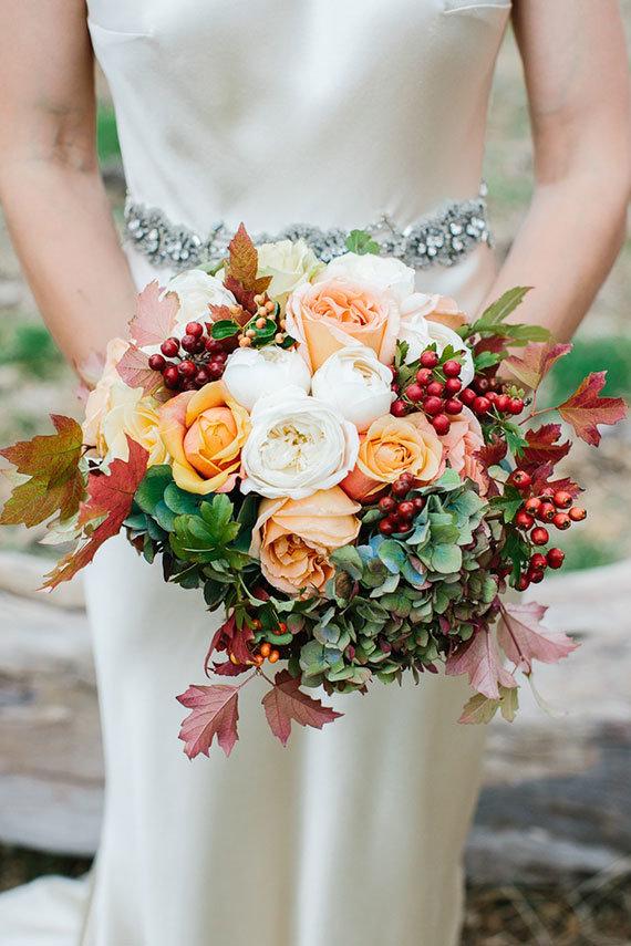 Свадебные букеты: как выбрать свадебный букет невесты