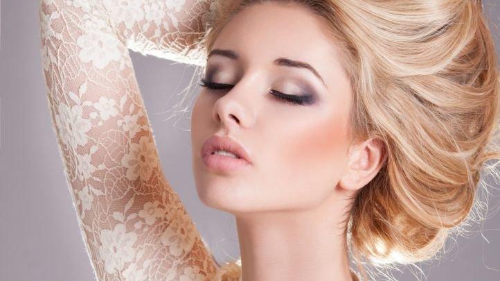 Свадебный макияж: фото подборка идей красивого свадебного мейкапа