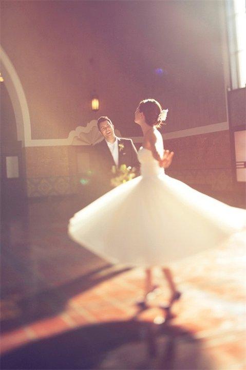 Свадебный танец - первый танец молодых!