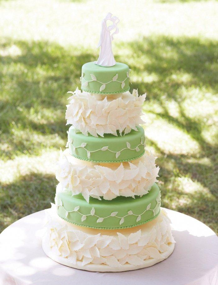 Свадебный торт: идеи свадебной утонченности
