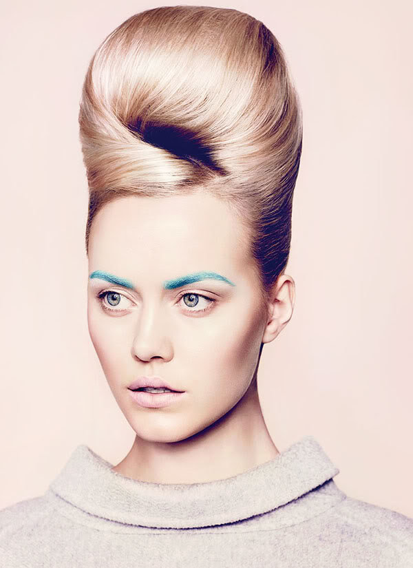 Тенденции макияжа сезона весна-лето 2014 | Каблучки
