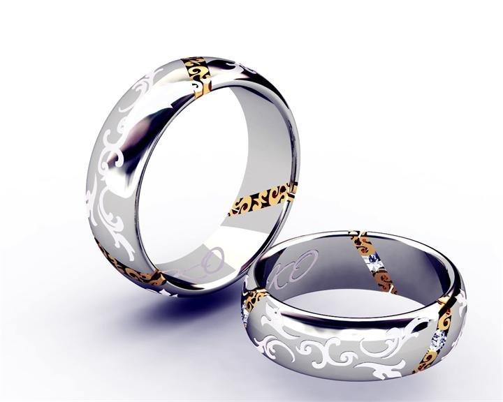Tiffany самые красивые обручальные кольца
