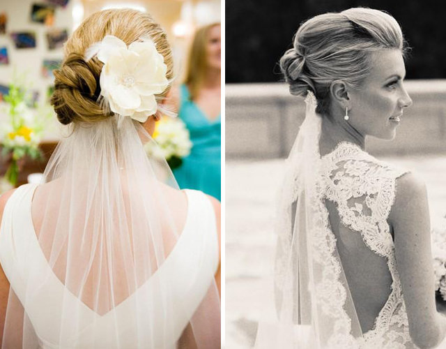 ТОП-11 видов свадебной фаты | NevestaM.by