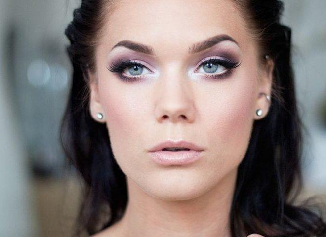 Тренды весны: вечерний макияж в пастельных тонах