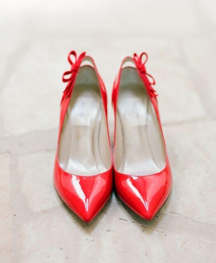 Туфли в цвете Fiesta