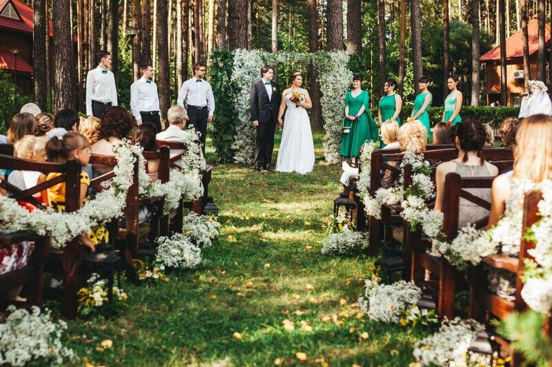 Выездная регистрация свадьбы в Перми | Свадебное агентство Lucky Life
