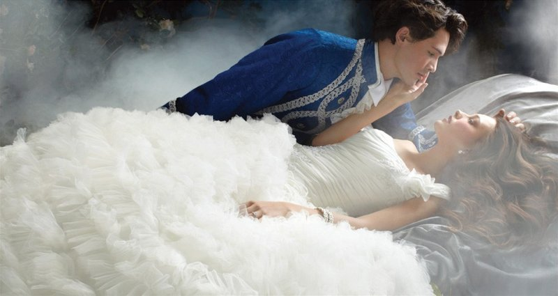 Выкуп спящей невесты