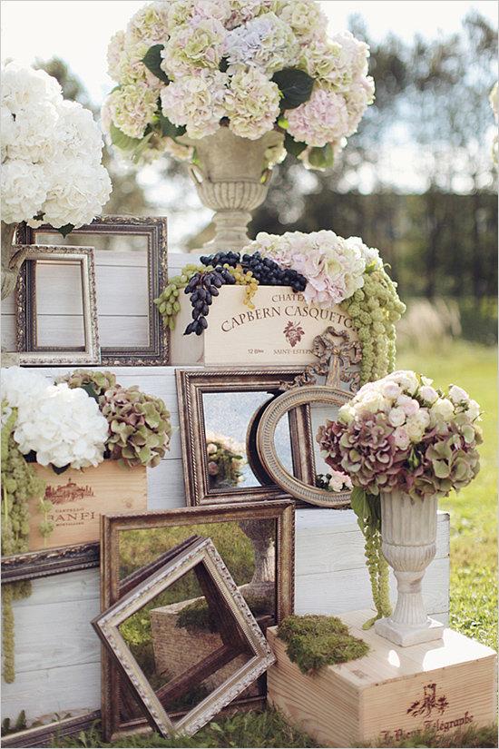 wine inspired wedding ideas