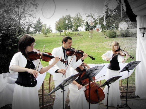 зачем нужна скрипка на свадьбе