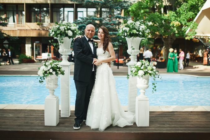 Загородная свадьба и свадьба в городе: за и против - Организация свадьбы в Москве и Подмосковье