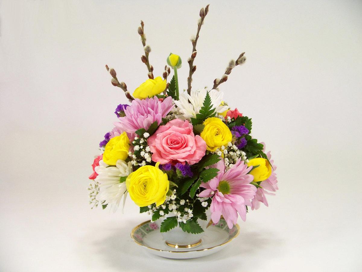 картинки фото цветочных композиций