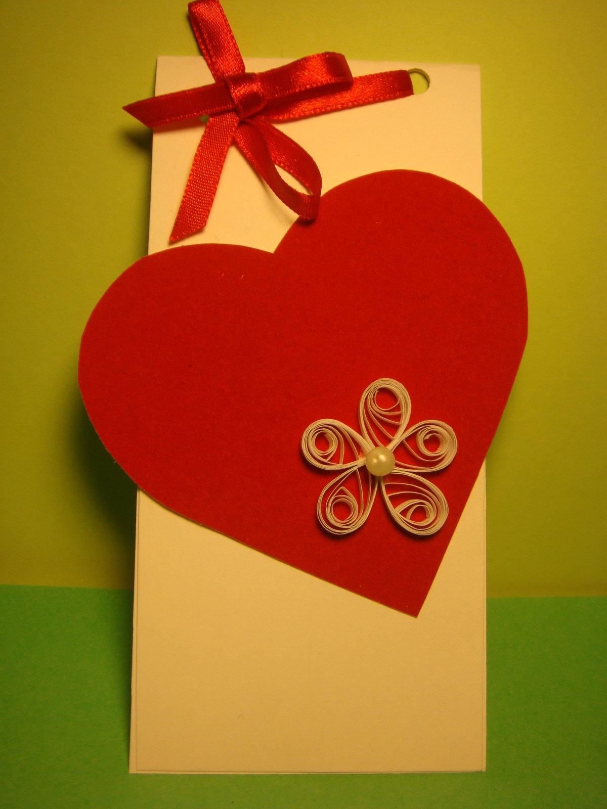 Открытки своими руками сделать на день влюбленных, открыток своими