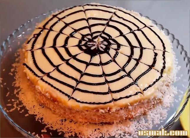 Торт эстерхази рецепт с фото пошагово