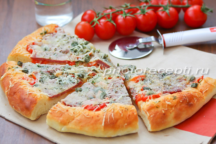 Пицца Ташир