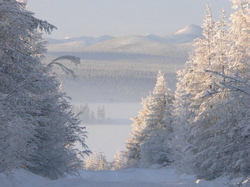 *Сибирь* - это чудо природы, рай для всех.