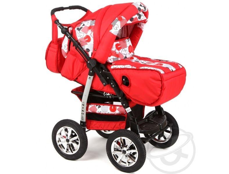 Фото зимних колясок для новорожденных