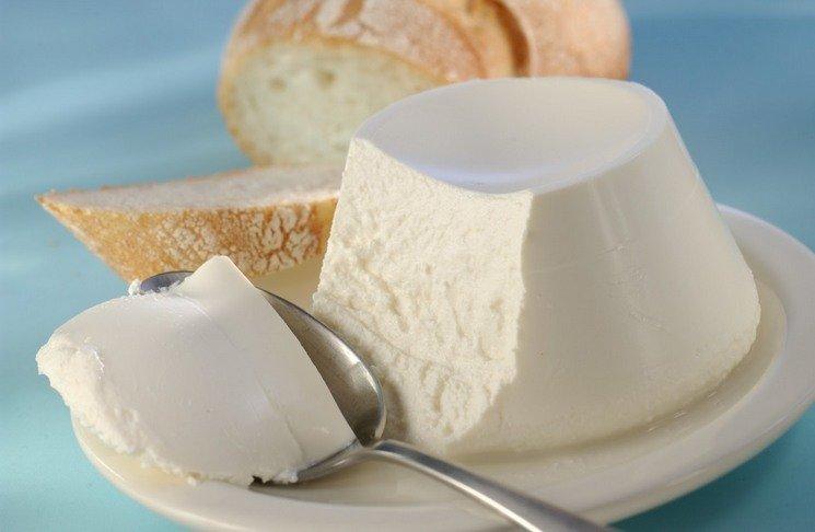 Сыр маскарпоне из кефира