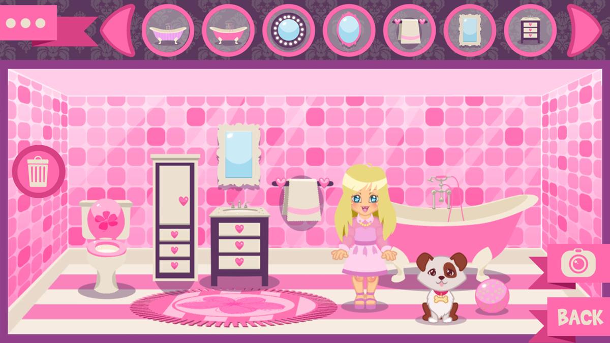 игры для девочек дизайн дома 7